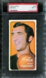 1970/71 Topps Basketball #98 Jim Fox PSA 7 (NM) *5152