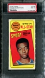 1970/71 Topps Basketball #114 Oscar Robertson All Star PSA 7 (NM) *5154