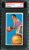 1970/71 Topps Basketball #141 Willie McCarter PSA 7 (NM) *5158