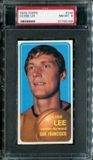 1970/71 Topps Basketball #144 Clyde Lee PSA 8 (NM-MT) *5159