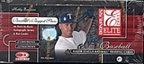 2001 Donruss Elite Baseball Hobby Box