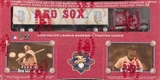 2001 Fleer Red Sox 100th Anniversary Baseball Factory Set (Box)
