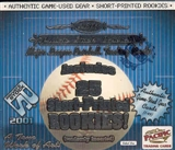 2001 Pacific Private Stock Baseball 24 Pack Box