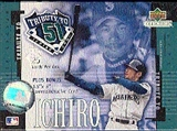 "2001 Upper Deck Tribute to ""51"" Ichiro Baseball Box Set"