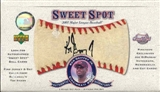 2001 Upper Deck Sweet Spot Baseball Hobby Box