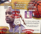 2001/02 Fleer Force Basketball Hobby Box