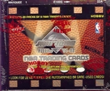 2001/02 Fleer Marquee Basketball Hobby Box