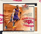 2001/02 Fleer Ultra Basketball Hobby Box