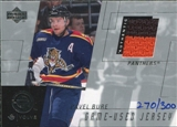 2000/01 Upper Deck e-Card Prizes #EPB Pavel Bure Multi Color JSY /300