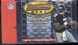 2001 Bowman's Best Football Hobby Box