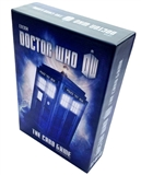 Doctor Who: The Card Game (Cubicle 7) (Second Edition)