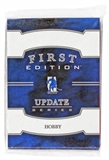 2002/03 In The Game Be A Player First Edition Update Series Hockey Hobby Set