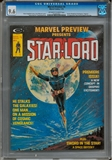 Marvel Preview #4 CGC 9.6 (OW-W) *0219452001*