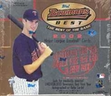 2002 Bowman's Best Baseball Hobby Box