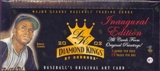 2002 Donruss Diamond Kings Baseball Hobby Box