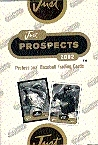 2002 Just Minors Prospects Baseball Factory Set (Box)