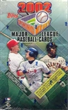 2002 Topps Opening Day Baseball Hobby Box