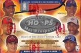 2002/03 Fleer Hoops Hot Prospects Basketball Hobby Box
