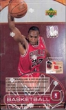 2002/03 Upper Deck Series 2 Basketball Hobby Box
