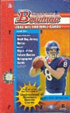2002 Bowman Football Hobby Box