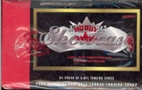 2002 Fleer Showcase Football Hobby Box