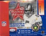 2002 Leaf Rookies & Stars Football Hobby Box