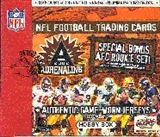 2002 Pacific Adrenaline Football Hobby Box