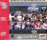 2002 Pacific Private Stock Titanium Postseason Edition Football Hobby Box