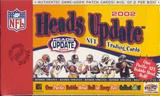 2002 Pacific Heads Update Football Hobby Box