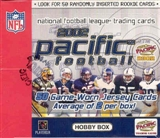 2002 Pacific Football Hobby Box