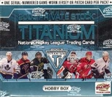 2002/03 Pacific Private Stock Titanium Hockey Hobby Box