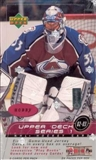 2002/03 Upper Deck Series 1 Hockey Hobby Box