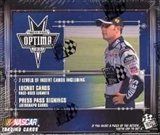 2002 Press Pass Optima Racing Hobby Box