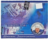 2003/04 Be A Player Toronto Star Hockey Box
