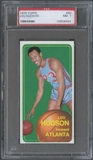 1970/71 Topps Basketball #30 Lou Hudson PSA 7 (NM) *8591