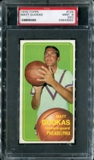 1970/71 Topps Basketball #124 Matt Guokas PSA 9 (MINT) (OC) *3931