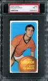 1970/71 Topps Basketball #93 Gail Goodrich PSA 7 (NM) *4071