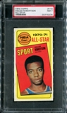 1970/71 Topps Basketball #114 Oscar Robertson All Star PSA 7 (NM) *5374