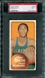 1970/71 Topps Basketball #166 Greg Smith PSA 7 (NM) *5405
