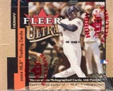 2003 Fleer Ultra Baseball Hobby Box