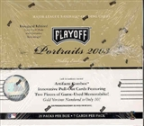 2003 Playoff Portraits Baseball Hobby Box