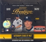 2003 Playoff Prestige Baseball Hobby Box