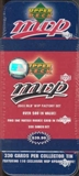 2003 Upper Deck MVP Baseball Factory Set (Box)