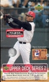 2003 Upper Deck Series 2 Baseball Hobby Box