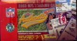 2003 Fleer Authentix Football Hobby Box