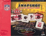 2003 Fleer Snapshot Football Hobby Box