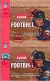 2003 Fleer Tradition Football Hobby Box