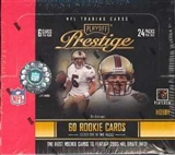 2003 Playoff Prestige Football Hobby Box