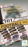 2003 Sage Hit Football Hobby Box