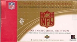 2003 Upper Deck Ultimate Collection Football Hobby Box